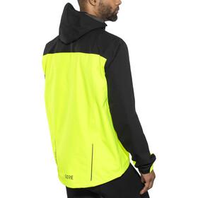 GORE WEAR C3 Gore-Tex Paclite Hooded Jacket Men neon yellow/black